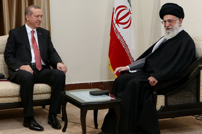 Iran's leader calls for end to stirkes against Yemen
