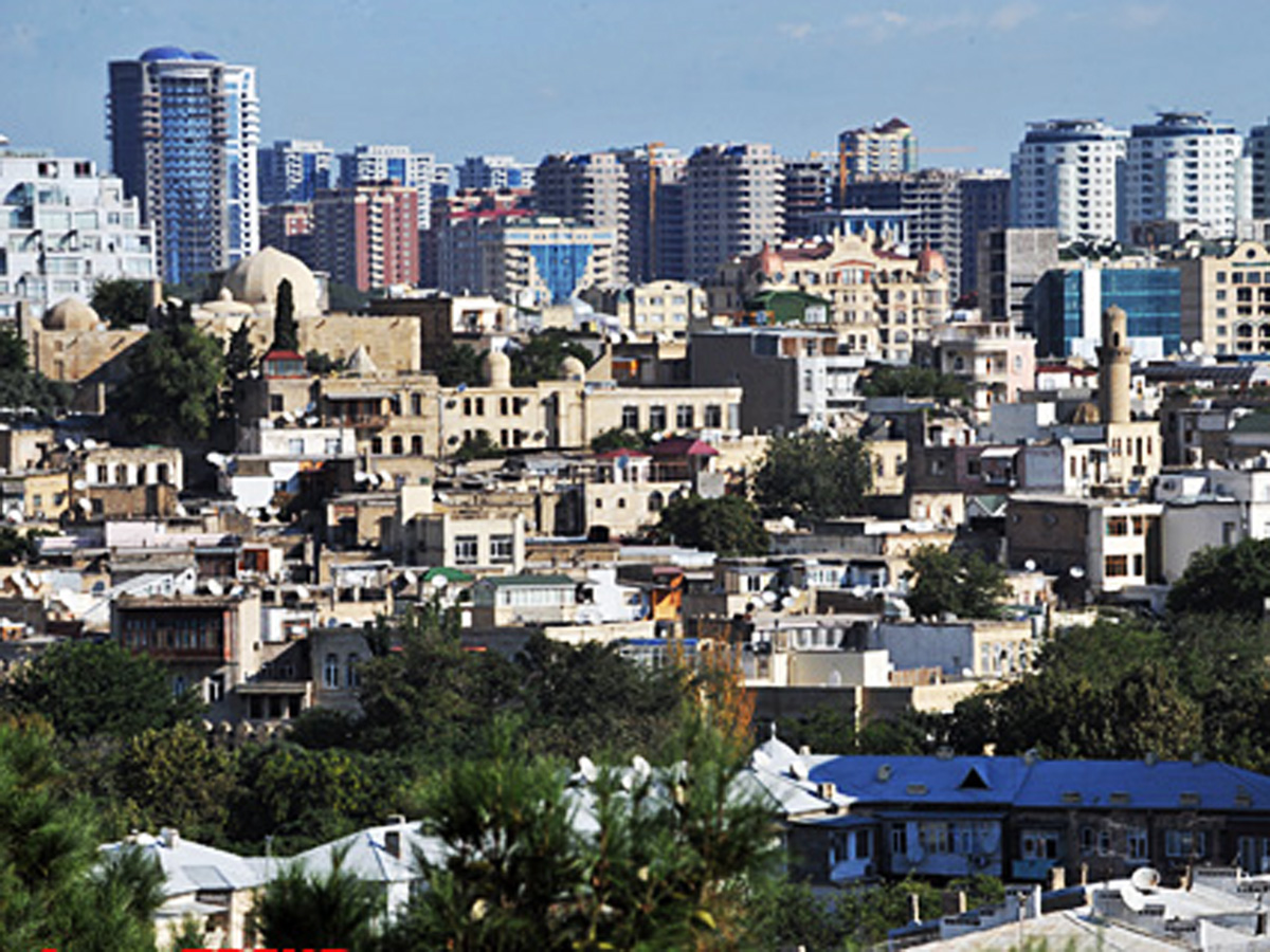 State Committee: Second stage of development of Baku's master plan starts
