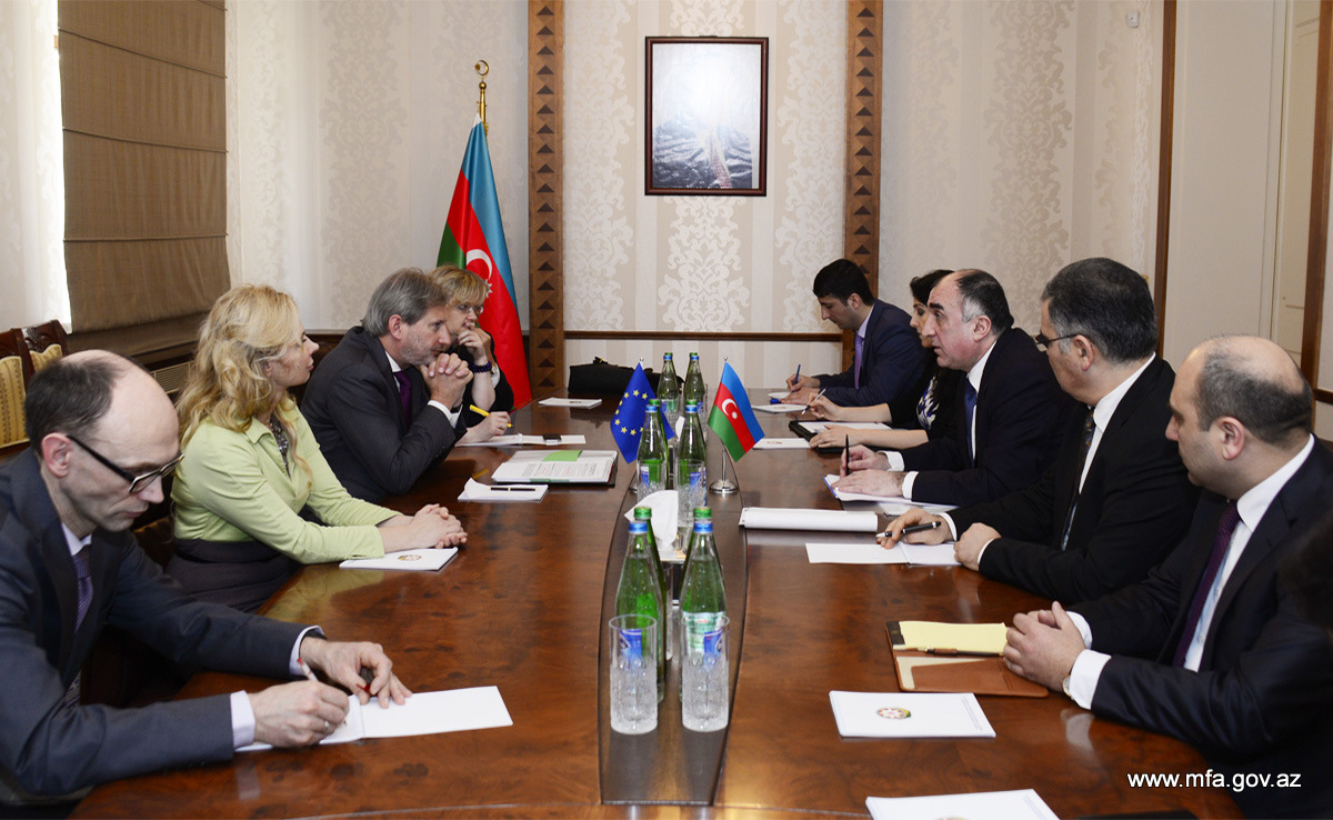 EU should express clear position on Karabakh conflict – FM (PHOTO) - Gallery Image