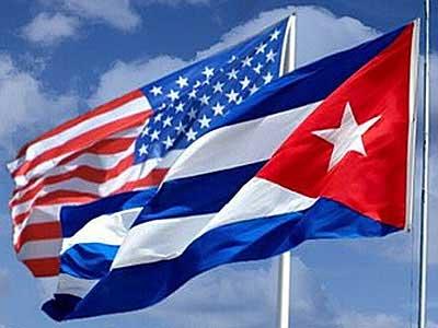 Küba'da 1945'den sonra ABD bayrağı dalgalanacak