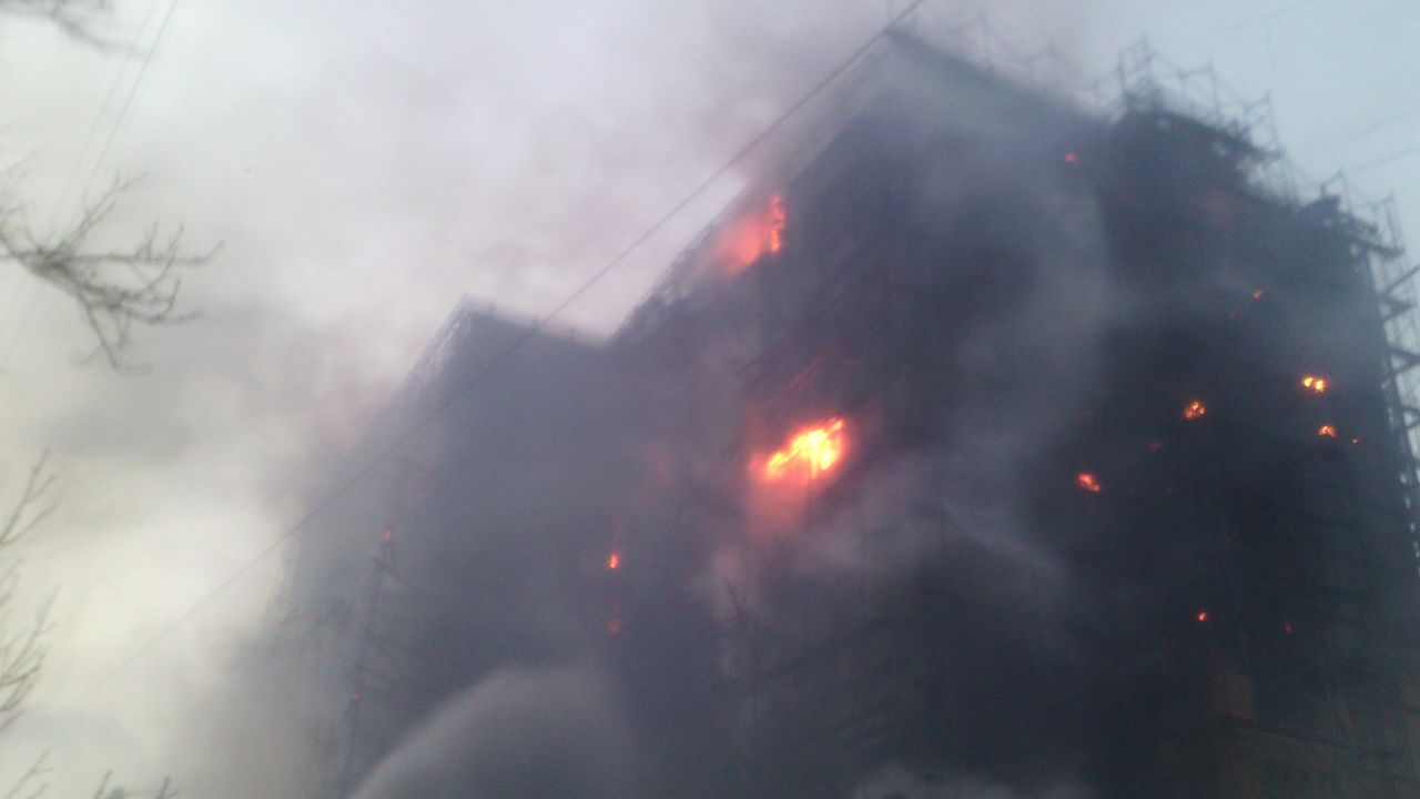 5 killed in Delhi fire