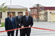 President Ilham Aliyev attended the opening of a newly-constructed kindergarten in Lankaran (PHOTO) - Gallery Thumbnail