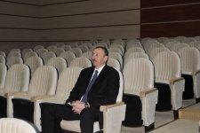 Президент Азербайджана призвал к развитию внутреннего туризма - Gallery Thumbnail