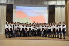 President Ilham Aliyev reviewed the Culture Center in Lankaran after major overhaul (PHOTO) - Gallery Thumbnail