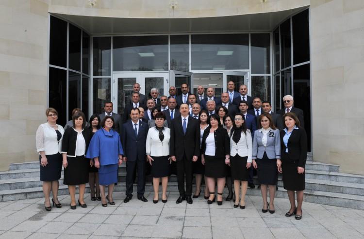 Президент Азербайджана призвал к развитию внутреннего туризма - Gallery Image