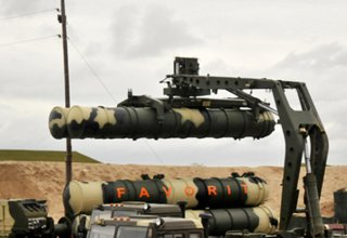 Iran receiving 2nd part of Russian S-300 delivery