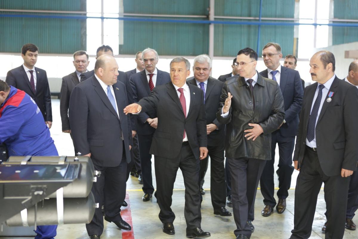 Azerbaijan starts assembling KAMAZ (PHOTO) - Gallery Image