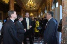 """Heydər Əliyev Fondunun təşkilatçılığı ilə """"Bakı-2015"""" Brüsseldə təqdim olunub (FOTO) - Gallery Thumbnail"""