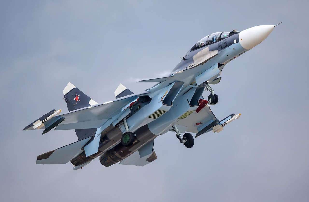 Russia to supply Su- 30SM fighter aircrafts to Kazakhstan