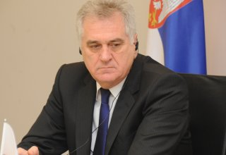 Serbia's president to attend Baku 2015 European Games opening ceremony