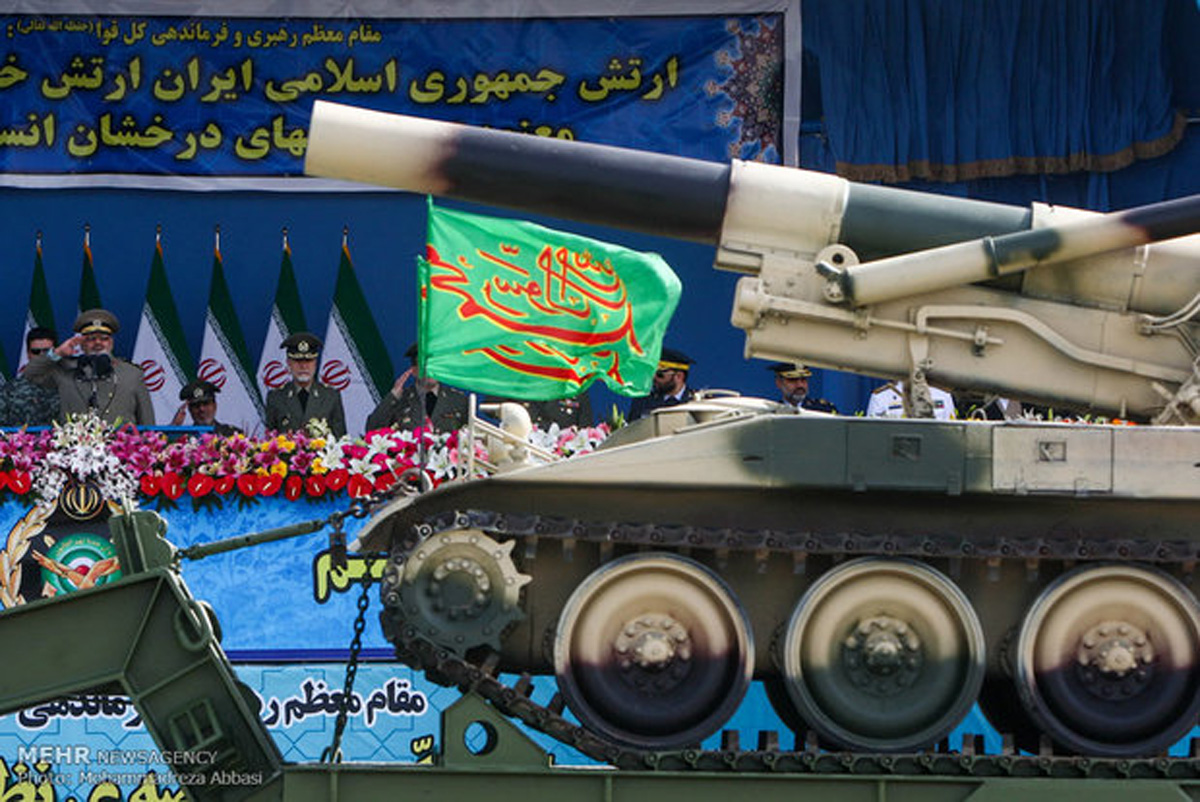 Iran says military production to grow 4 times in 2 years