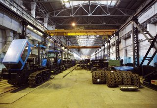 Kazakhstan talks ongoing work to open CLAAS agricultural vehicles' assembly plant