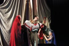 Волшебная ночь Шахерезады в Баку - буйство красок восточной любви (ФОТО) - Gallery Thumbnail