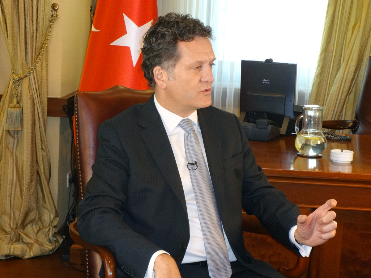 Turkey has full confidence in historic facts regarding 1915 events - ambassador (VIDEO) - Gallery Image