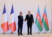 Azerbaijani, French presidents mull Karabakh conflict's settlement - Gallery Thumbnail