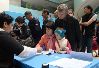 CEC: Voter turnout exceeds 60% in Kazakh election