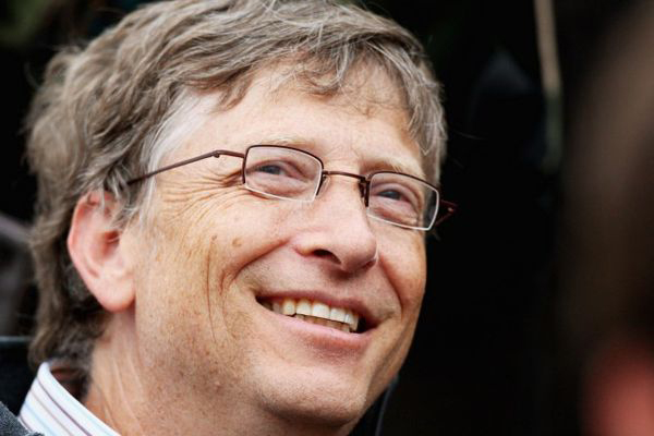 Microsoft co-founder Gates, Trump discuss innovation