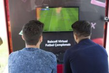 Bakcell sends winner of virtual football championship to US - Gallery Thumbnail