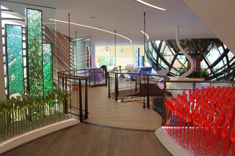 Milan Expo 2015 launched with Azerbaijan represented by National Pavilion - Gallery Image