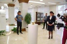 Birinci Avropa Oyunlarının məşəlinin növbəti ünvanı Biləsuvar olub (FOTO + VİDEO) - Gallery Thumbnail
