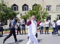 İlk Avropa Oyunlarının məşəli Salyanda böyük təntənə ilə qarşılanıb (FOTO,VİDEO) - Gallery Thumbnail