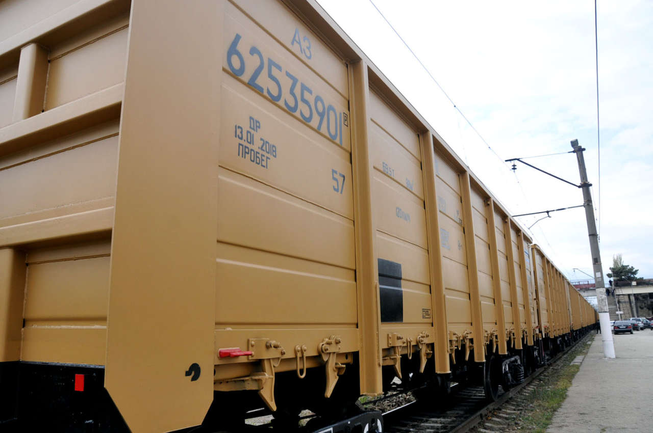 Azerbaijan receives new batch of freight cars - Gallery Image