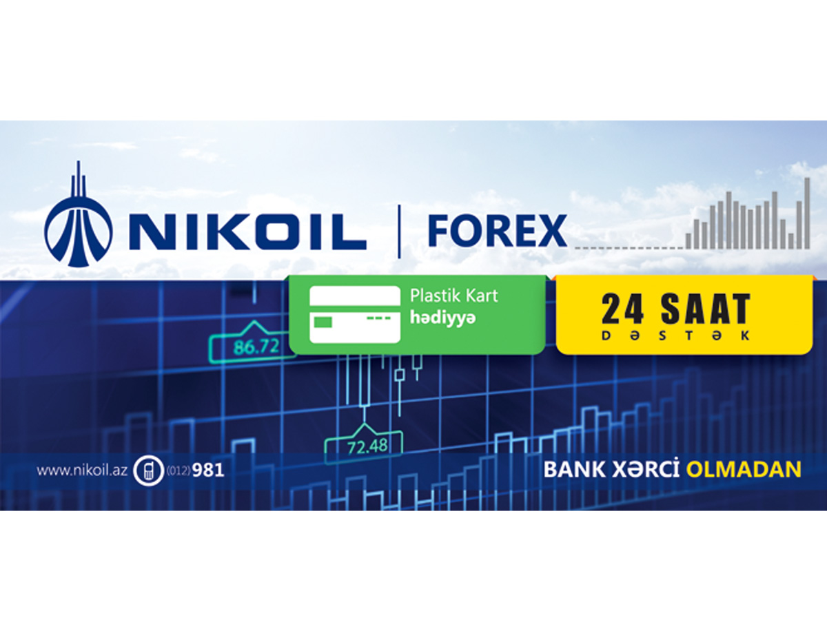New player in the Forex market - NIKOIL|Bank