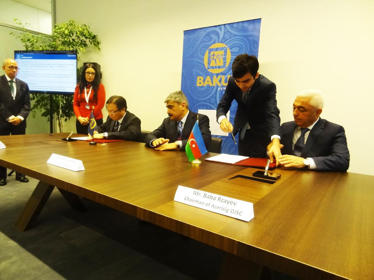 Azərbaycan və Asiya İnkişaf Bankı 1 milyard dollar həcmində saziş imzaladı (ƏLAVƏ OLUNUB) (FOTO) - Gallery Image