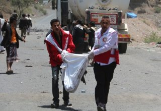 Islamic State claims Yemen suicide attack that killed 49 (UPDATE)