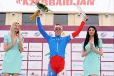 """Tour d'Azerbaidjan 2015""də uğurlu start - 2 fəxri kürsü (FOTO) - Gallery Thumbnail"