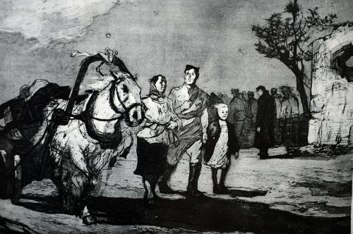 Müharibənin rəngləri (FOTO)