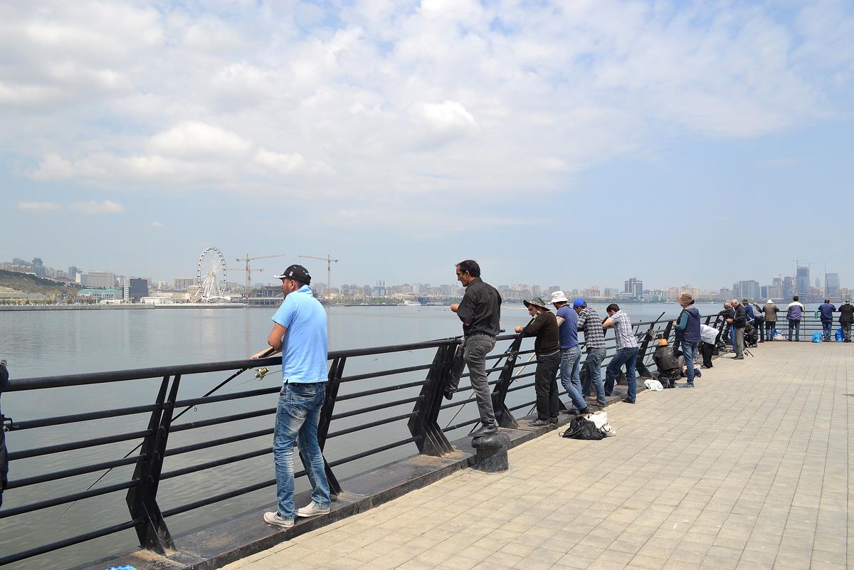 Гости Евроигр смогут порыбачить в Каспийском море (ФОТО) - Gallery Image