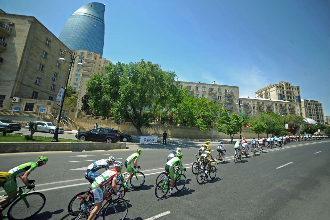 Tour d`Azerbaidjan-2015 int'l cycling tour ends (PHOTO) - Gallery Image