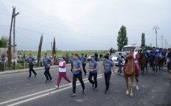 «Баку-2015»: Грандиозный фестиваль Огня в прифронтовой зоне (ФОТО) - Gallery Thumbnail