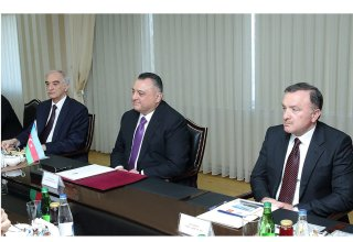 Azerbaijan, Russia mull expansion of security co-op