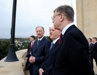 Secretary of Russian Security Council pays respect to national leader Heydar Aliyev - Gallery Thumbnail