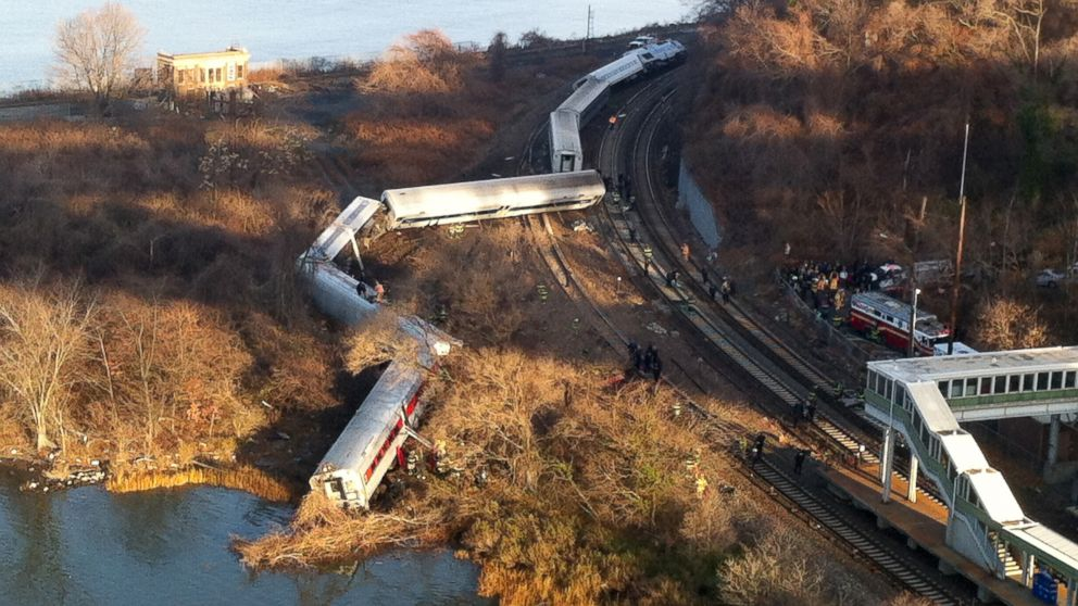 South Africa train crash: Four dead in truck collision