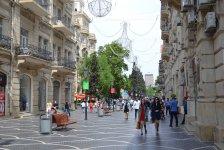 Heart of Baku: walking along Torgovaya street, Fountain Square (PHOTO) - Gallery Thumbnail