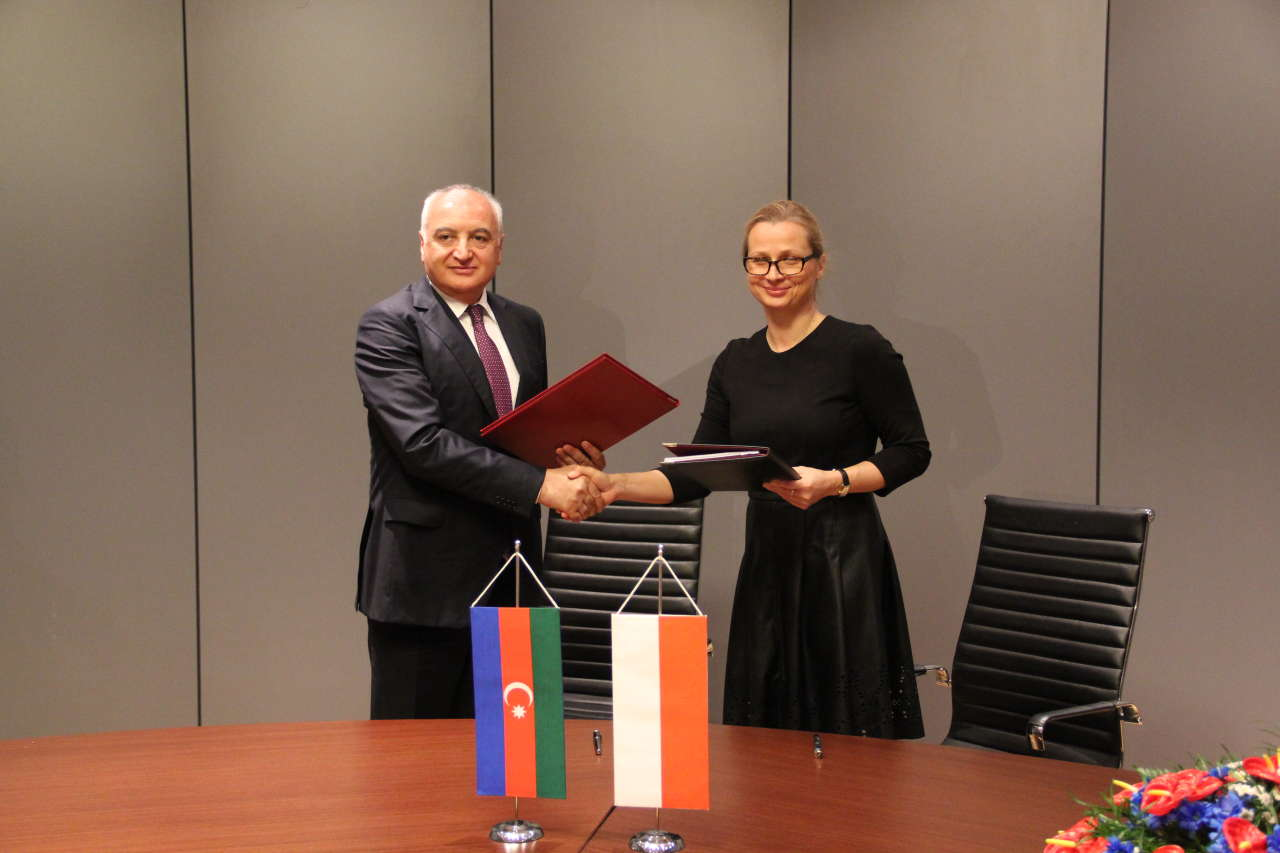Azerbaijan, Poland sign agreement on maritime transport - Gallery Image