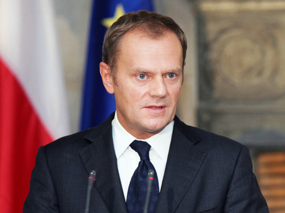 Karabakh conflict has no military solution: EC's Tusk