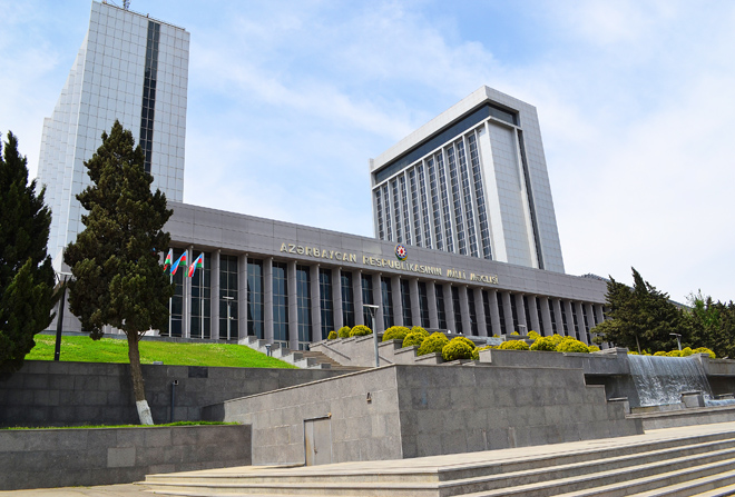 Drafting commission created to prepare decision on dissolution of Azerbaijani parliament