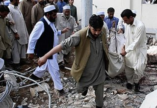 Suicide bomb attack on mosque in Afghanistan kills 39