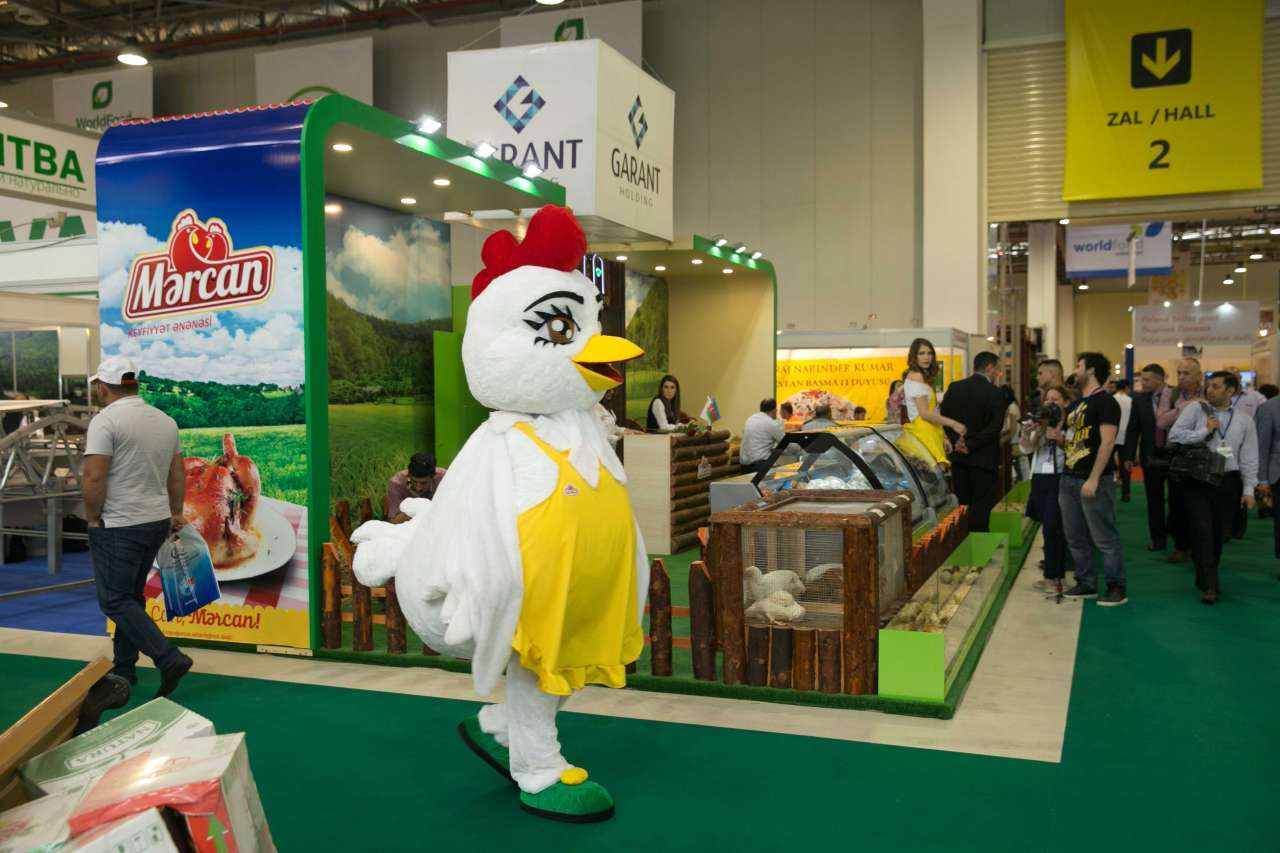 Продукция Mərcan на выставке World Food-2015 (ФОТО) - Gallery Image