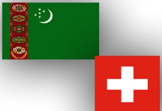 Switzerland names main trade statistics with Turkmenistan