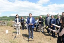 Фонд Гейдара Алиева будет восстанавливать историко-культурный памятник Болгарии (ФОТО) - Gallery Thumbnail