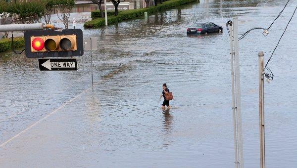 В Миссисипи ввели режим ЧС из-за угрозы наводнения