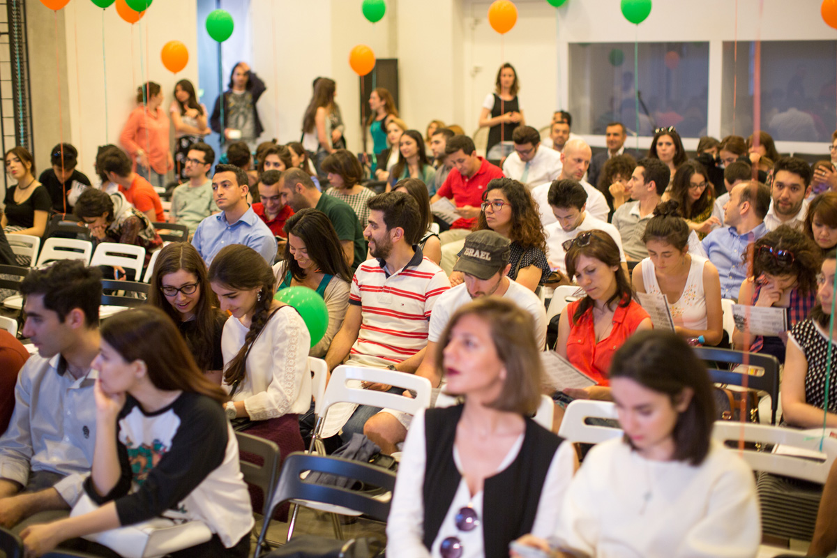 Future Shorts short film festival is being held in Baku - Gallery Image