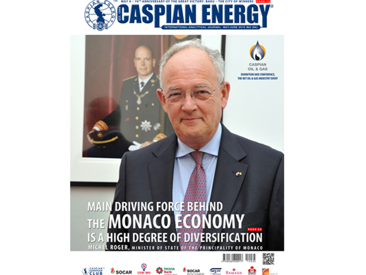 Next issue of Caspian Energy journal released