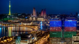European Games Journey of the Flame route in Baku revealed - Gallery Thumbnail
