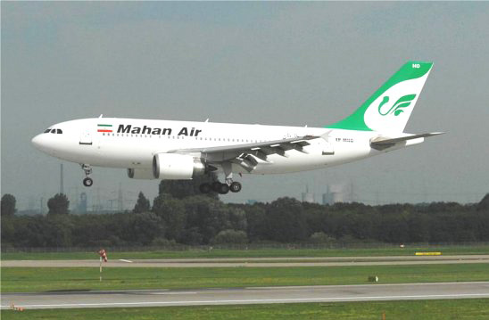 First newly imported Airbus of Iranian airline to start flights